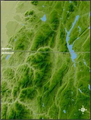 Article La science citoyenne au service de la conservation : deux programmes dans la région transfrontalière des montagnes Vertes dans la chaîne des Appalaches