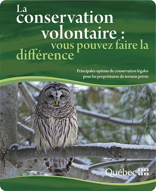 Brochure sur la conservation volontaire